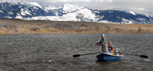 Fly Fishing Package Ennis, Montana
