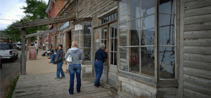 Virginia City and Nevada City, Montana adventures