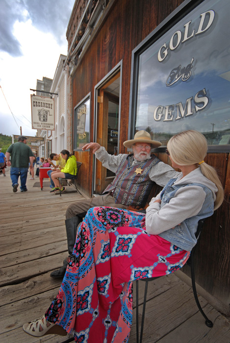 Lodging for Virginia City Montana visits