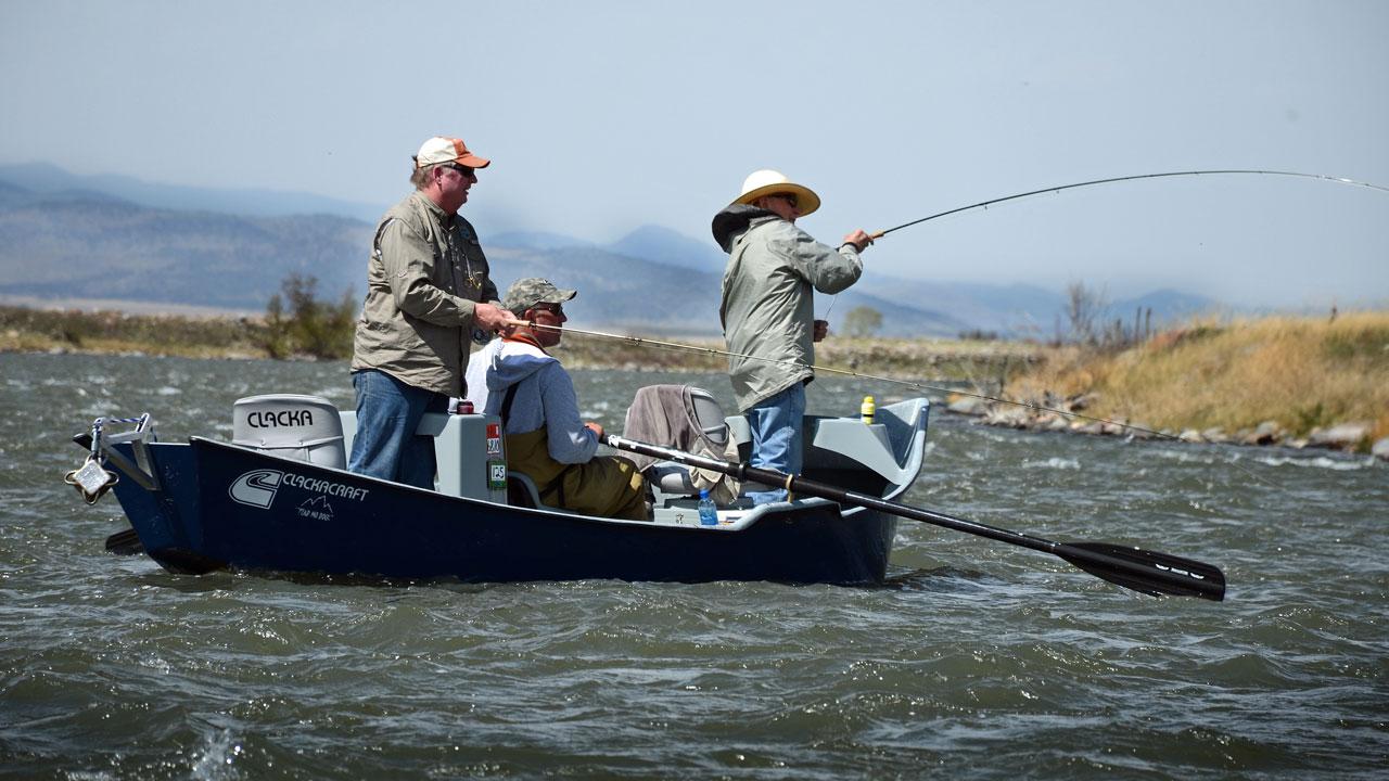 Madison River Guide Service