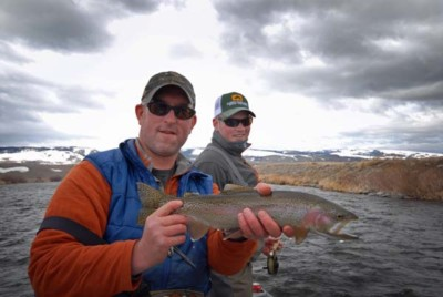 Fly Fishing Packages at the Rainbow Valley Lodge in Ennis Montana