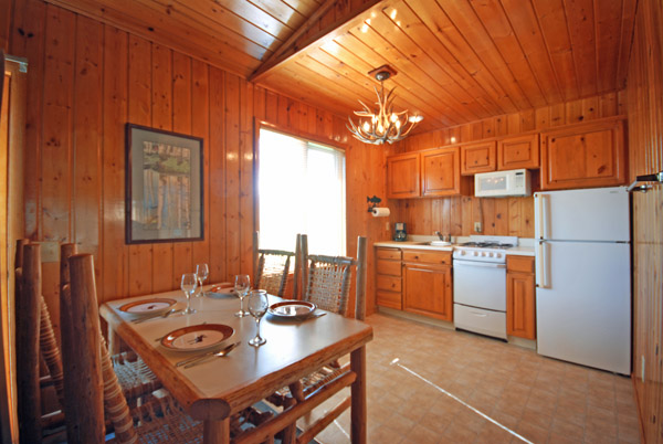 Mini Suites with Kitchens at the Rainbow Valley Lodge in Ennis Montana