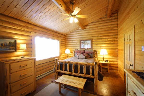 Rainbow Valley - Double Buck Cabin, Bedroom 2