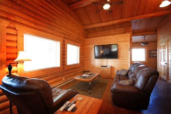 Double Buck Living Room