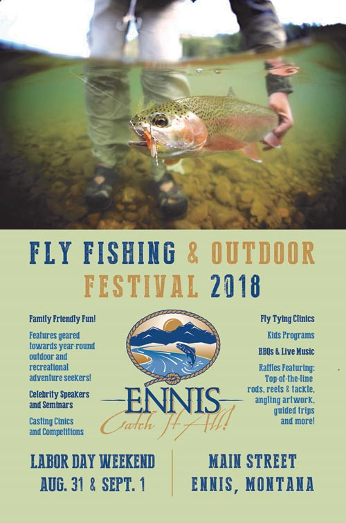 Fly fishing Festival