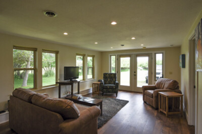 Living Room at Bear Creek